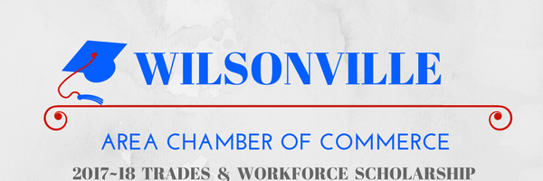 Wilsonville Chamber of Commerce Scholarship