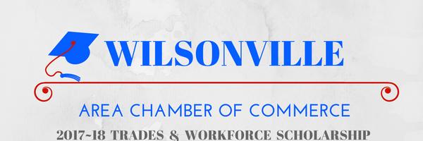 Wilsonville Chamber of Commerce Scholarship