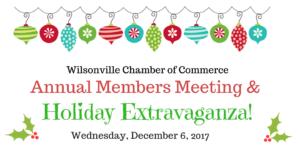 Holiday Extravaganza & Annual Meeting @ Izumi Japanese Steakhouse | Tualatin | Oregon | United States