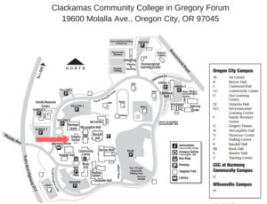 Clackamas Community College Map WORKFORCE SOLUTIONS EXPO – Wilsonville Chamber of Commerce Clackamas Community College Map