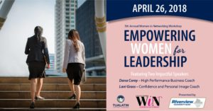 Empowering Women for Leadership Seminar @ Tualatin Country Club | Tualatin | Oregon | United States