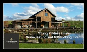 South Mentor Young Professionals Event @ Tumwater Vineyard   | West Linn | Oregon | United States