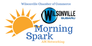 Morning Spark hosted by Wilsonville Subaru @ Wilsonville Subaru | Wilsonville | Oregon | United States