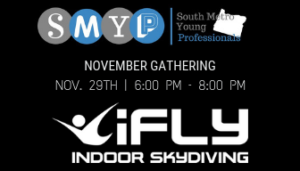 South Metro Young  Professionals November Gathering @ iFly Tigard | Tigard | Oregon | United States