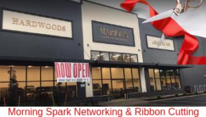 Morning Spark @ Marion's Carpet Warehouse @ Wilsonville | Oregon | United States