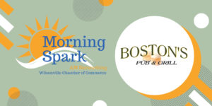 Morning Spark hosted by Boston's Pub & Grill @ Boston's Pub & Grill | Wilsonville | Oregon | United States