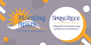 Morning Spark hosted by SpringRidge at Charbonneau @ SpringRidge at Charbonneau | Wilsonville | Oregon | United States