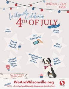 Wilsonville Celebrates 4th of July