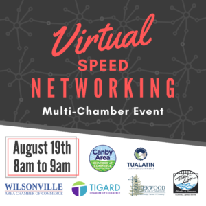 Monthly Virtual Speed Networking