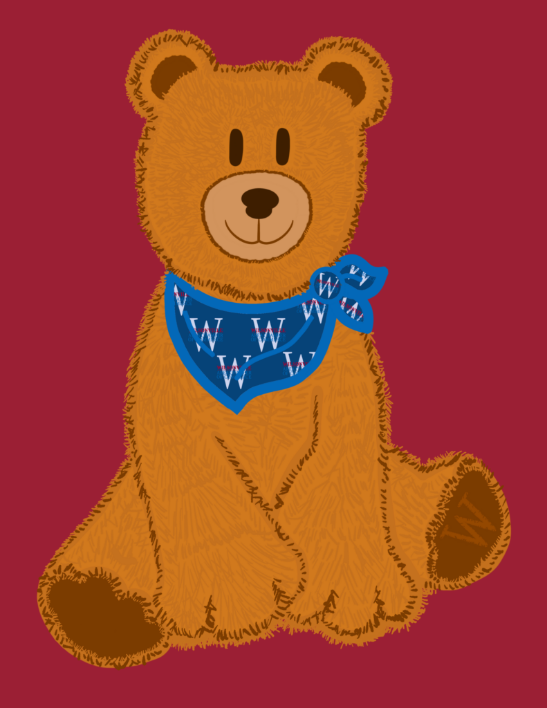 NEW 10 16 Wilson Bear Flyer